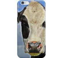 Only Have Eyes For Moo iPhone Case/Skin