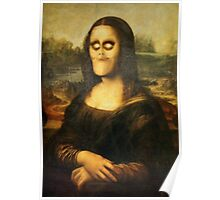 The Mutie Lisa Poster