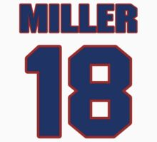 Basketball player Mike Miller jersey 18 by imsport