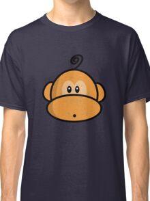 Young rebel monkey II vintage Classic T-Shirt