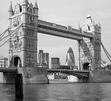London old and new by Joanna Jeffrees