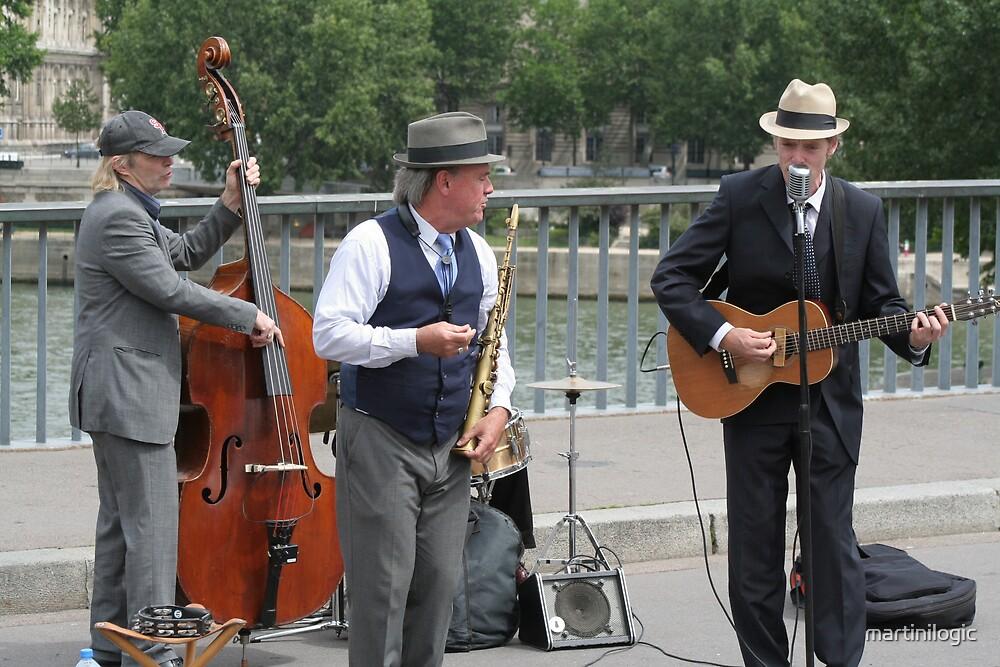jazz band original by martinilogic