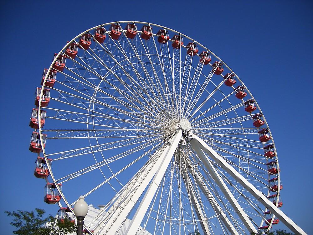 The Ferris Wheel by Patrick Ronan