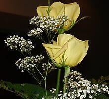 flowers,arrangements by Patrick Ronan