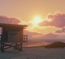 GTA V SULTAN BEACH  by Liambaterzz