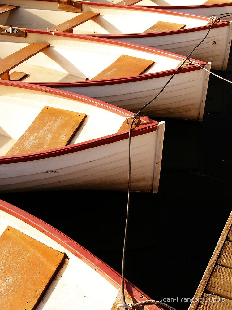 Boats by Jean-François Dupuis