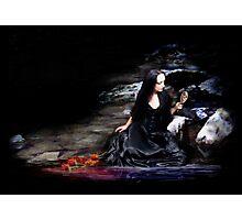 Love Lies Bleeding.. Photographic Print