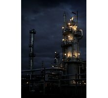 Oil: Refined Photographic Print