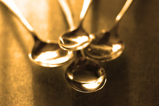 Spoons by Jean-François Dupuis