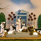Nativity Scene by Susan S. Kline