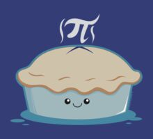 Cute Pun: Pi Pie T-Shirt