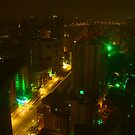 Guangzhou at Night by APhillips