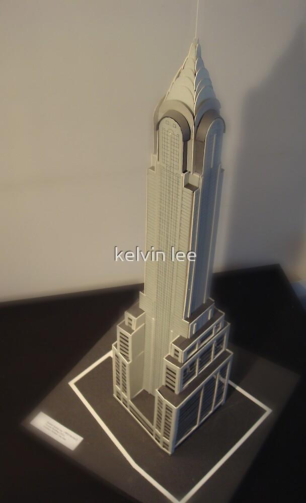 Chysler building by kelvin lee
