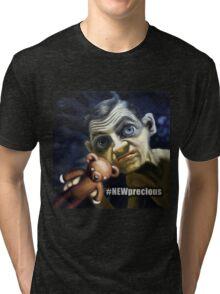 Bean - Movember Tri-blend T-Shirt
