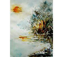watercolor200505 Photographic Print