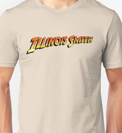Illinois Smith T-Shirt