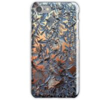 Frantic Frost iPhone Case/Skin