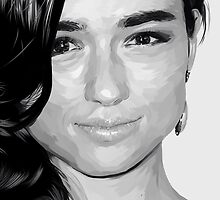 crystal reed by finduilas