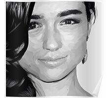 crystal reed Poster