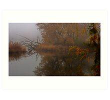 Lagoon 3 Art Print