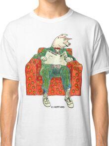 Pig Inquirer Classic T-Shirt