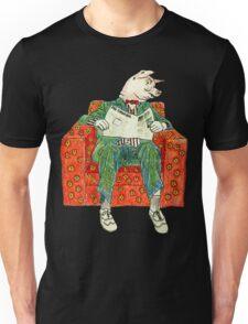 Pig Inquirer Unisex T-Shirt