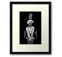 Celeste and Vincent Framed Print