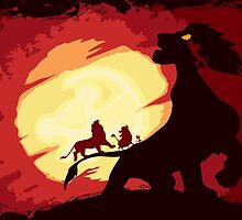 Long Live the King | The Lion King by Josbel