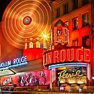 Moulin Rouge - Paris by Hercules Milas