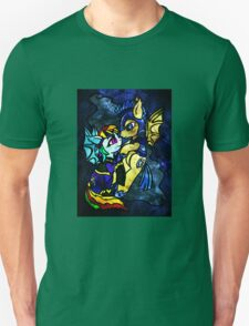 Rainbow Dash and Flash Sentry T-Shirt