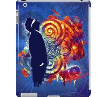 Tenth Banksy - Grunge iPad Case/Skin
