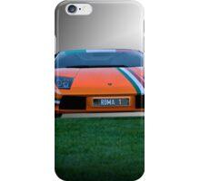 2006 Lamborghini Murcielago Roadster II iPhone Case/Skin