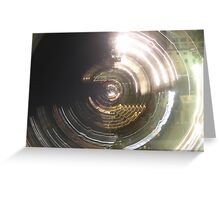 Hiroshima Spiral Greeting Card