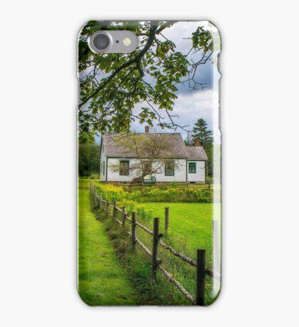 Sherbrooke Village iPhone Case/Skin