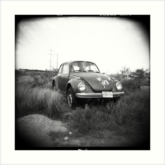 VW Beetle by ponycargirl