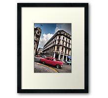 '56 Chevy 210 - Havana Framed Print