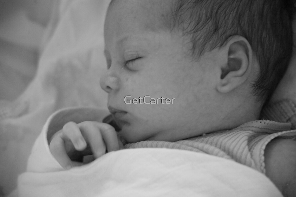 Little Lior 1 Month Old by GetCarter