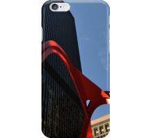 Chicago Flamingo iPhone Case/Skin