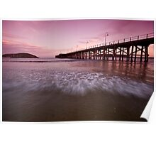 Coffs Harbour Jetty 7 Poster
