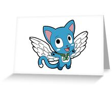 Fairy Tail - Happy Greeting Card
