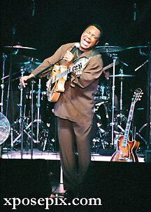 George Benson by xposepix