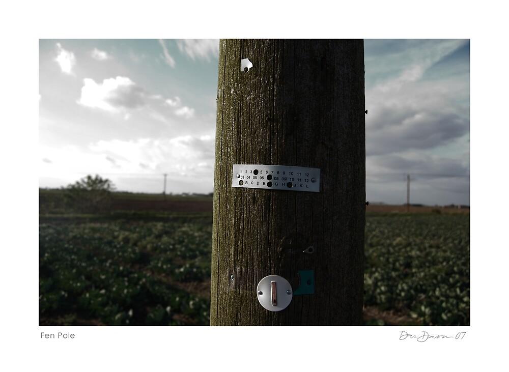 Fen Pole by Dan Donovan