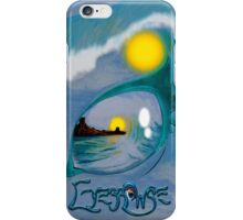 "Wave Good B""eye"" iPhone Case/Skin"