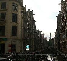 Amsterdam by Sonyalau