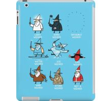 Know Your Wizards ! iPad Case/Skin
