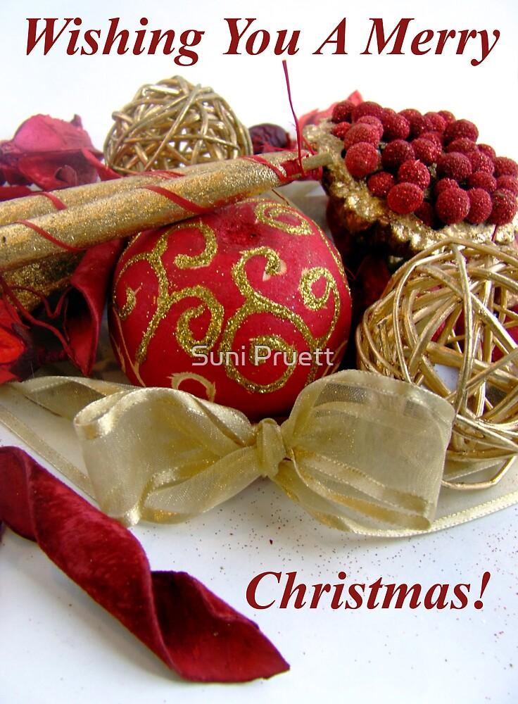 Smells Like Christmas II by Suni Pruett
