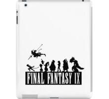 Final Fantasy IX - The Party iPad Case/Skin