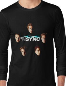 *NSYNC Long Sleeve T-Shirt