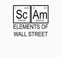 Scam elements of wall street Unisex T-Shirt
