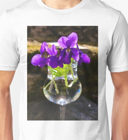 First Violets Unisex T-Shirt